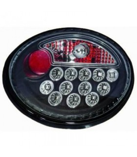 PILOTOS TRS. LED NEW BEETLE 98-05. CRISTAL CALRO-NEGRO