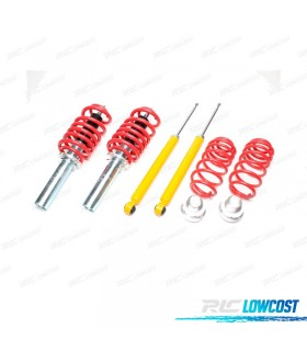 KIT SUSPENSIONES ROSCADAS AUDI A5 B8 06/2007 -