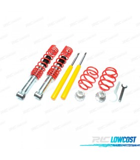 KIT SUSPENSIONES ROSCADAS AUDI 80/90 89