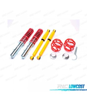 KIT SUSPENSIONES ROSCADAS AUDI A3 8L 1999 - 06/2003