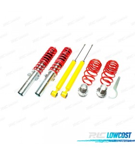 KIT SUSPENSIONES ROSCADAS SKODA FABIA 1999 - 2007