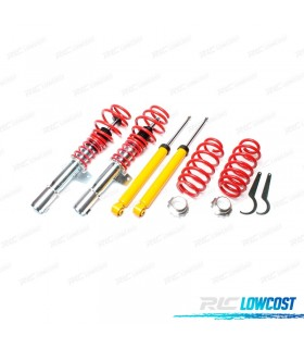 KIT SUSPENSIONES ROSCADAS SEAT TOLEDO 2004 - 2009