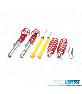 KIT SUSPENSIONES ROSCADAS AUDI A3 8V