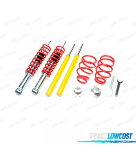 KIT SUSPENSIONES ROSCADAS BMW SERIE 5 E34 5/H