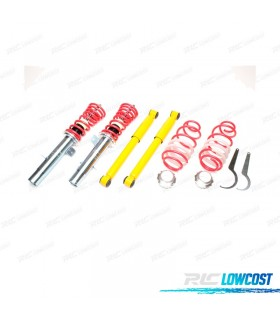 KIT SUSPENSIONES ROSCADAS CITROEN C3, C3 PLURIEL 2002 - 2010