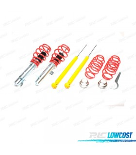 KIT SUSPENSIONES ROSCADAS FORD FIESTA