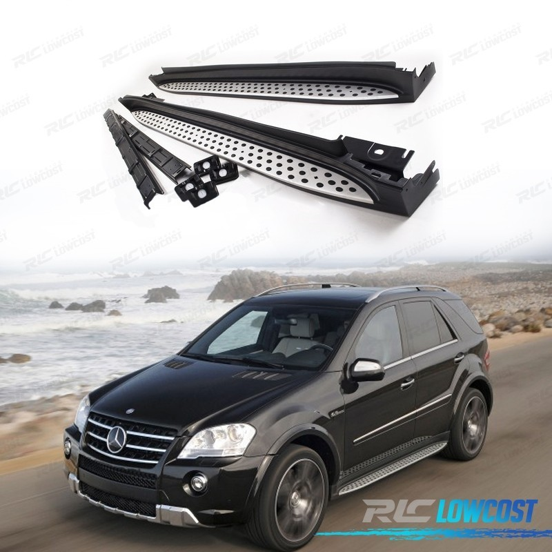 ESTRIBERAS LATERALES MERCEDES CLASE ML W164 05-11