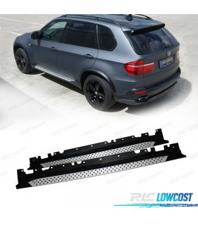 ESTRIBERAS BMW X5 E70 (08-12) PACK M