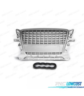 PARRILLA AUDI Q5 08- LOOK S-LINE COLOR GRIS CLARO*REVISADO*
