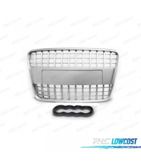PARRILLA AUDI Q7 07- LOOK S-LINE COLOR GRIS CLARO*REVISADO*