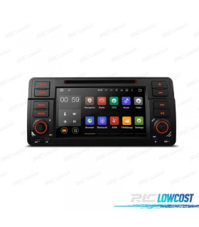 "RADIO NAVEGADOR ANDROID 5.1 7"" BMW SERIE 3 E46 98-06 USB GPS TACTIL HD"