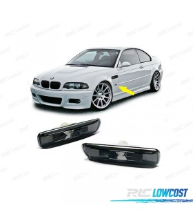 INTERMITENTES LATERALES BMW SERIE 3 E46 AHUMADOS