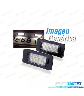 LUZ DE LA MATRICULA E46, LED- COUPE/CABRIO 03-07