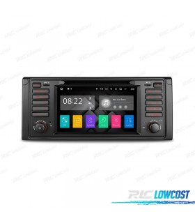 "RADIO NAVEGADOR ANDROID 5.1 7"" BMW SERIE 5 E39 97-03 USB GPS TACTIL HD"