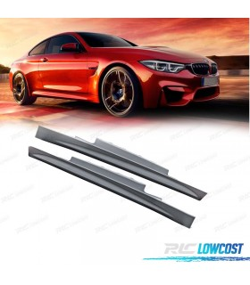 TALONERAS LATERALES BMW SERIE 4 F32 13- LOOK M*REVISADO*