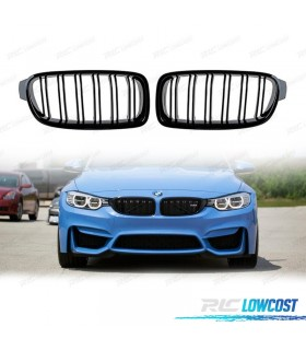 PARRILLAS FRONTAL BMW SERIE 3 F30 11- LOOK M3