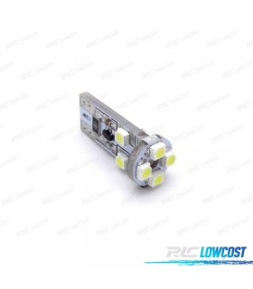 Bombilla Led Canbus w5w / t10 económica