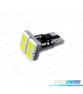 BOMBILLA LED CANBUS FRONTAL W5W / T10 H-POWER