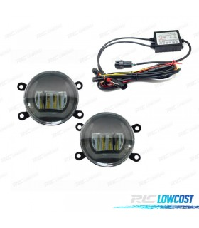 KIT LUCES DIURNAS LED COCHE