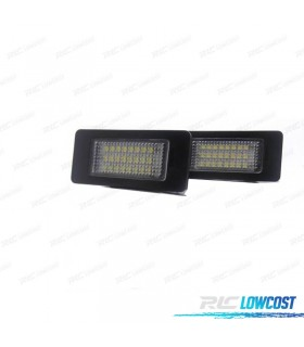 Luces de matrícula LED BMW Serie 5 E39 (1996-2003)