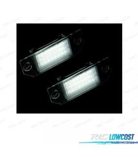Luces de matrícula LED para Ford C-Max (2003-2011)