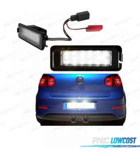LUCES DE MATRÍCULA LED SEAT ATECA
