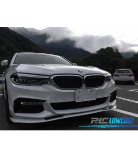 BMW SERIE 5 G30 G31 SPOILER LIP FRONTAL TIPO M-TECH