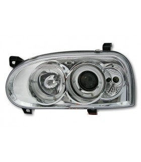 FAROS OJOS ANGEL VW GOLF 3 GT GTI VR6