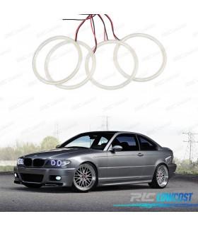 KIT OJOS DE ANGEL CCFL PARA BMW E46 COUPE CABRIO 2003-2006 (SOLO RESTYLING)