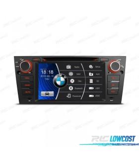 "RADIO NAVEGADOR 7"" BMW SERIE 3 E90/91/92/93 05-10 USB GPS TACTIL HD*NUEVO*"