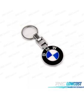LLAVERO BMW REDONDO*REVISADO*