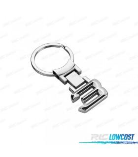 LLAVERO BMW SERIE 3 METAL*REVISADO*