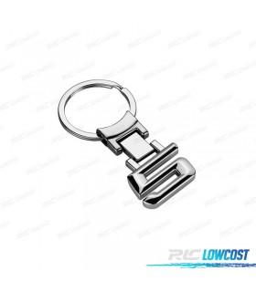 LLAVERO BMW SERIE 5 METAL*REVISADO*