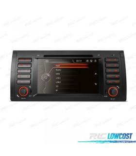 "RADIO NAVEGADOR 7"" BMW X5 E53 99-06 USB GPS TACTIL HD"