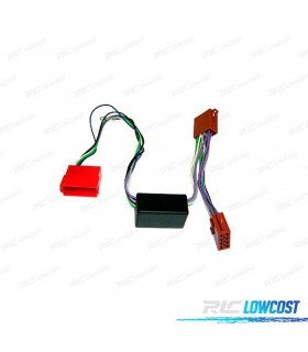 Cableado interface para Audi Vw , altavoces Bose