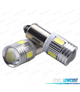 1 BOMBILLA TIPO T11 (BA9S) 24 SMD LEDS CON SISTEMA CANBUS
