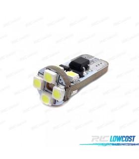 BOMBILLA LED 24 VOLTIOS CANBUS W5W T10