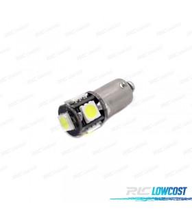 BOMBILLA LED CANBUS BA9S / T4W
