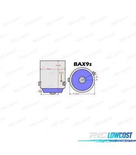 BOMBILLA LED CANBUS H6W / BAX9S