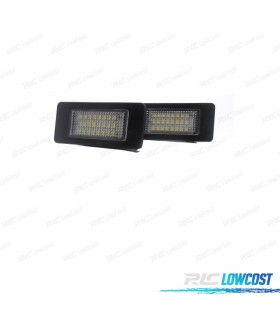 LUCES DE MATRÍCULA LED BMW SERIE 5 E60/E61 (2003-2010)