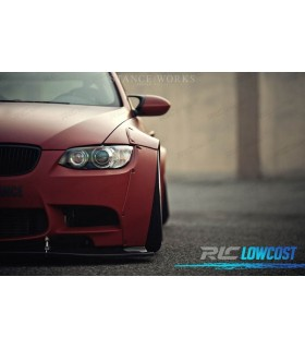 BMW SERIE 3 E92 DIFUSOR FRONTAL TIPO M3 (06-10)