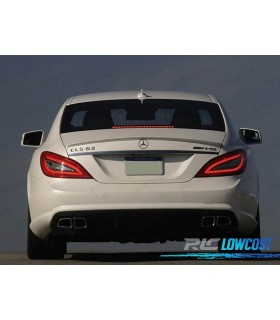 MERCEDED CLS W218 ALERÓN SPOILER LIP