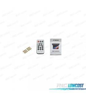 """PANTALLA DE TECHO DE 12,1"""" HD CON HDMI 1080P USB SD Y LUZ"""