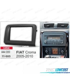 Toyota Corolla Verso 04-09 1-din radio del coche Kit de integracion adaptador cable radio diafragma