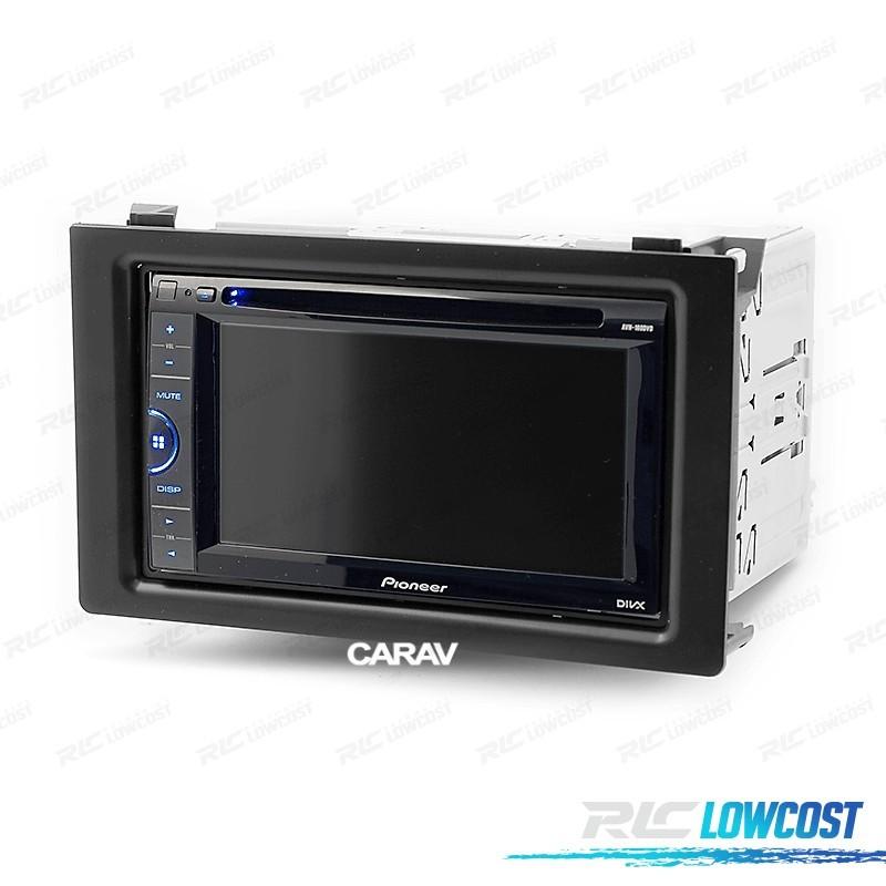 Radio conjunto volante Adaptador DIN coche radio BMW 1er E87 serie 3 E90-3 X 1 E84 Z4 E89