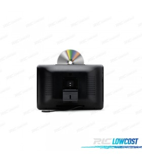 """PANTALLA PARA REPOSACABEZAS DE 11,6"""" TÁCTIL HDMI USB SD Y DVD"""
