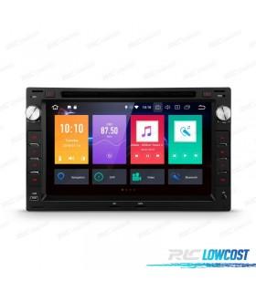 "RADIO DVD GPS LCD TÁCTIL 7"" PARA SKODA VW SEAT ANDROID 8.0 4GB RAM"