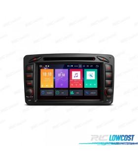 NAVEGADOR GPS MERCEDES BENZ CLASE A C E G VITO Y VIANO ANDROID 9.0 4GB 64 RAM Y CARPLAY