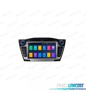 NAVEGADOR GPS PARA HYUNDAI IX35 Y TUCSON ANDROID 9.0 WIFI CARPLAY