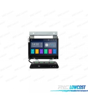 NAVEGADOR LAND ROVER FREELANDER 2 (2007-2012) ANDROID 9.0 CARPLAY